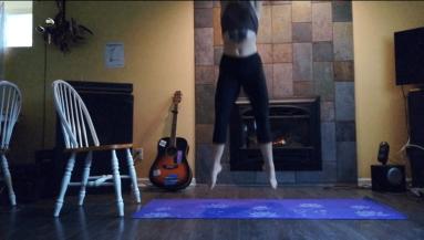 Squat jump 2